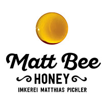 matt bee honey logo